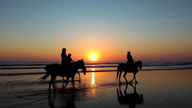 Vakantie Spanje met paard